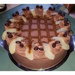 Mocca-Birnen-Torte ab 29,50 €