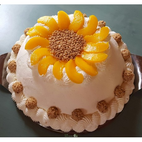 Pfirsich-Schmand-Torte