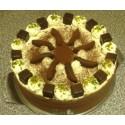 Schoko-Bananen-Torte b 29,50 €