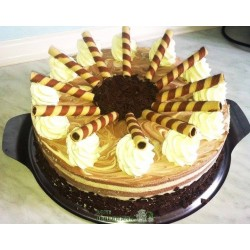Schoko-Vanille-Torte ab 29,50 €